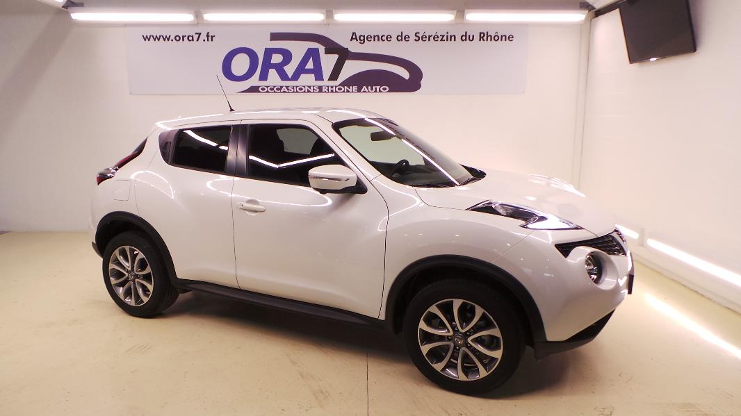 nissan juke 1 5 dci 110ch connect edition occasion lyon s r zin rh ne ora7. Black Bedroom Furniture Sets. Home Design Ideas