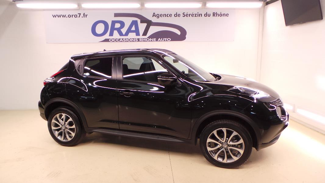 nissan juke 1 5 dci 110 connect edition stop start system occasion lyon s r zin rh ne ora7. Black Bedroom Furniture Sets. Home Design Ideas