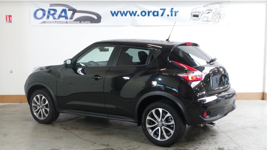 nissan juke 1 5 dci 110 connect edition stop  start system