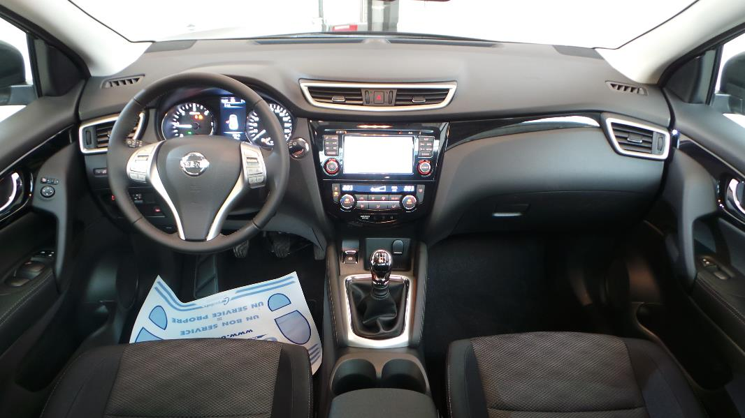 nissan qashqai 1 5 dci 110ch connect edition occasion