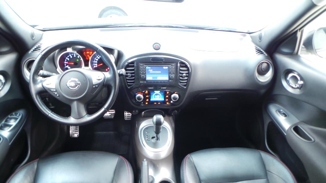 Nissan juke 1 6 dig t tekna all mode 4x4 i m cvt occasion for Interieur nissan juke