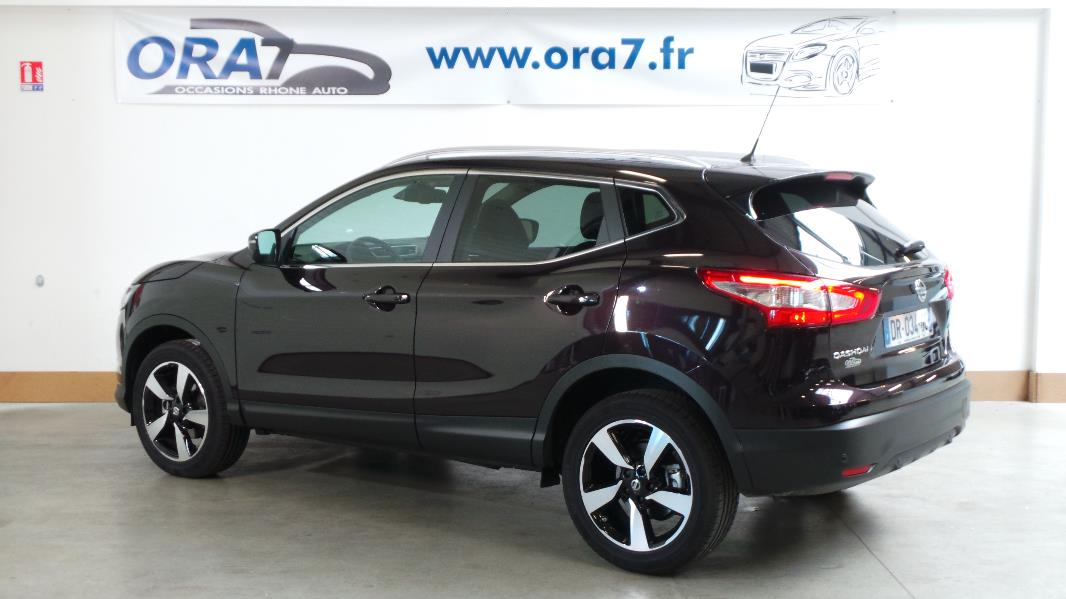 nissan qashqai 1 5 dci 110ch connect edition occasion lyon neuville sur sa ne rh ne ora7. Black Bedroom Furniture Sets. Home Design Ideas