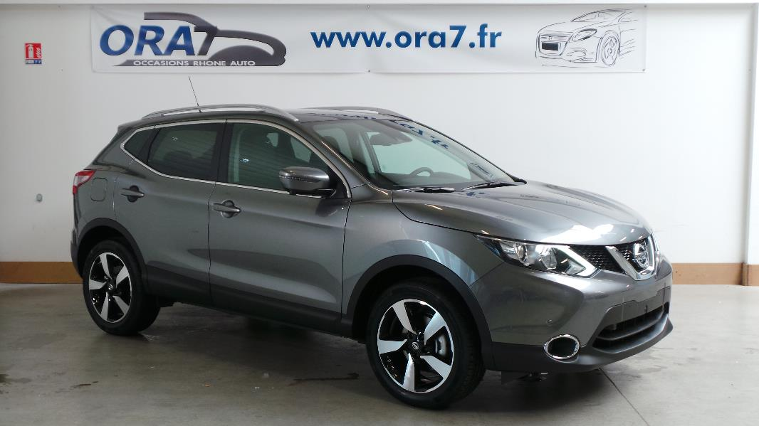nissan qashqai 1 6 dci 130 fap connect edition stop start occasion lyon neuville sur sa ne. Black Bedroom Furniture Sets. Home Design Ideas