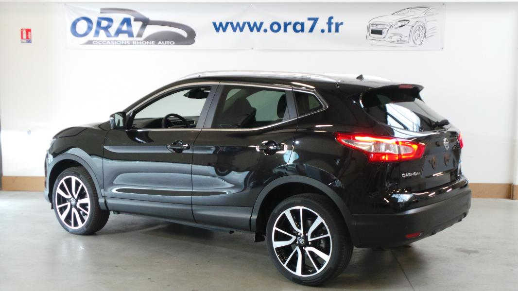 nissan qashqai 1 6 dci 130 fap tekna stop start occasion lyon neuville sur sa ne rh ne ora7. Black Bedroom Furniture Sets. Home Design Ideas