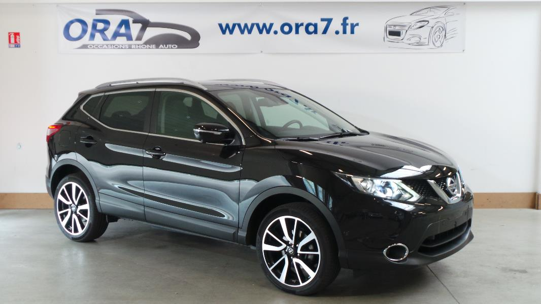 nissan qashqai 1 6 dci 130 fap tekna stop start occasion. Black Bedroom Furniture Sets. Home Design Ideas