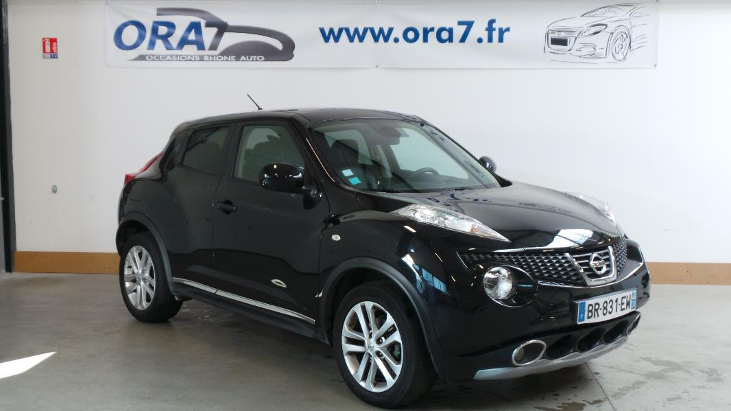 nissan juke 1 6 117ch tekna cvt occasion lyon neuville. Black Bedroom Furniture Sets. Home Design Ideas