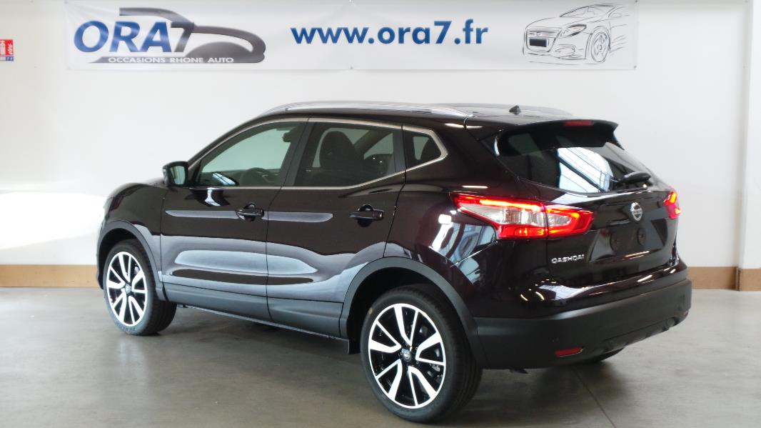 nissan qashqai 1 6 dci 130ch tekna xtronic occasion lyon. Black Bedroom Furniture Sets. Home Design Ideas