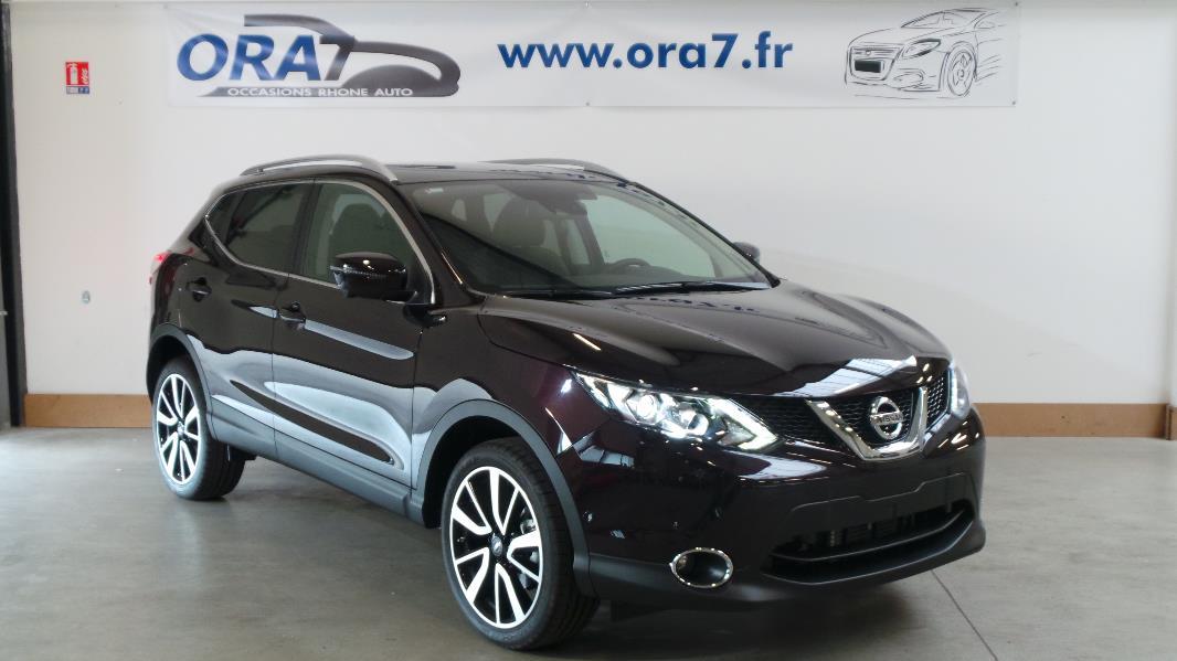 Nissan Qashqai 1.6 Dci 130ch Tekna Xtronic Occasion à Lyon ...