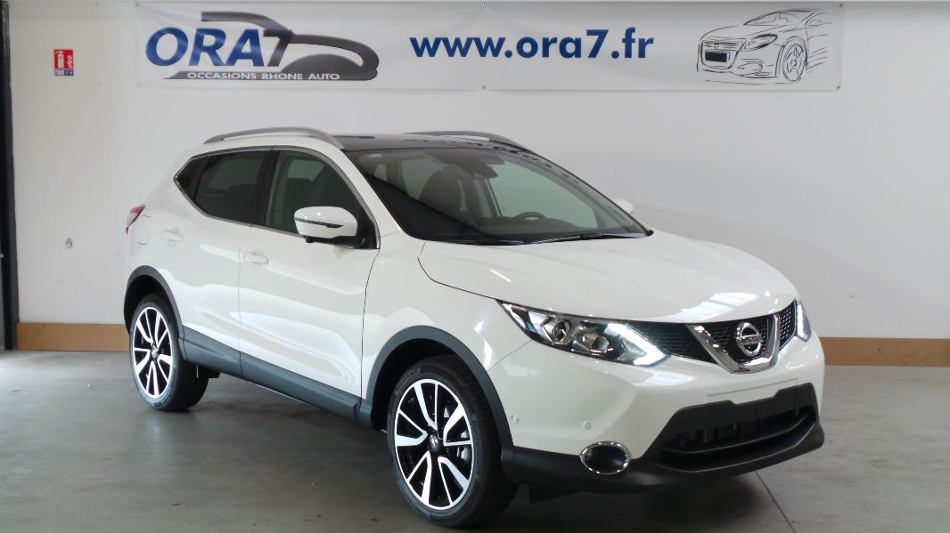 nissan qashqai 1 6 dci 130ch tekna xtronic occasion lyon neuville sur sa ne rh ne ora7. Black Bedroom Furniture Sets. Home Design Ideas