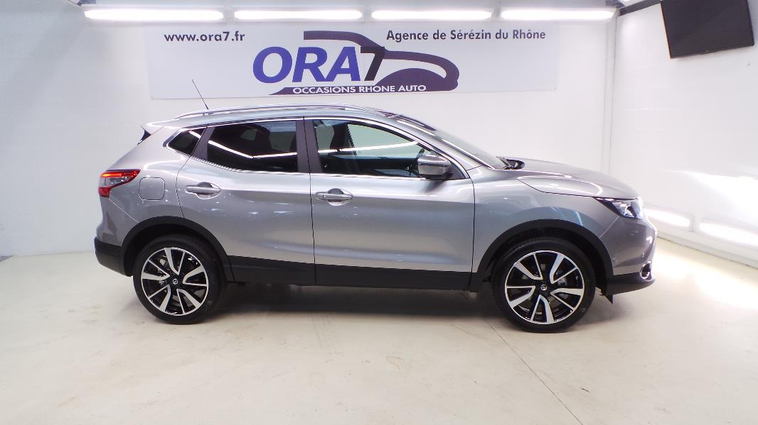 nissan qashqai 1 6 dci 130ch tekna xtronic occasion lyon s r zin rh ne ora7. Black Bedroom Furniture Sets. Home Design Ideas