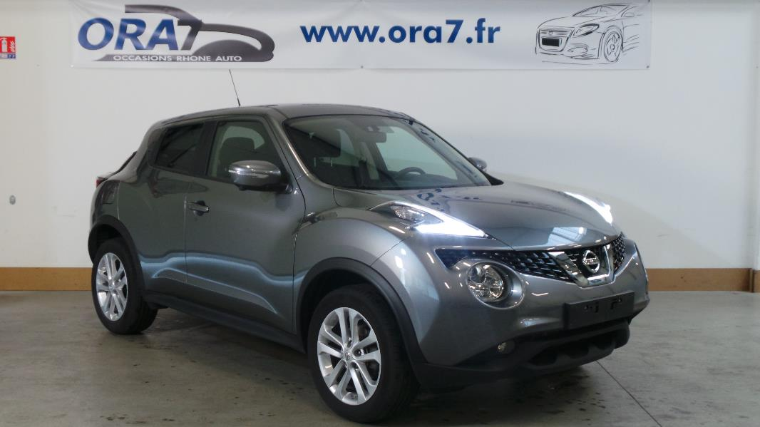 nissan juke  dci ch business edition occasion  lyon