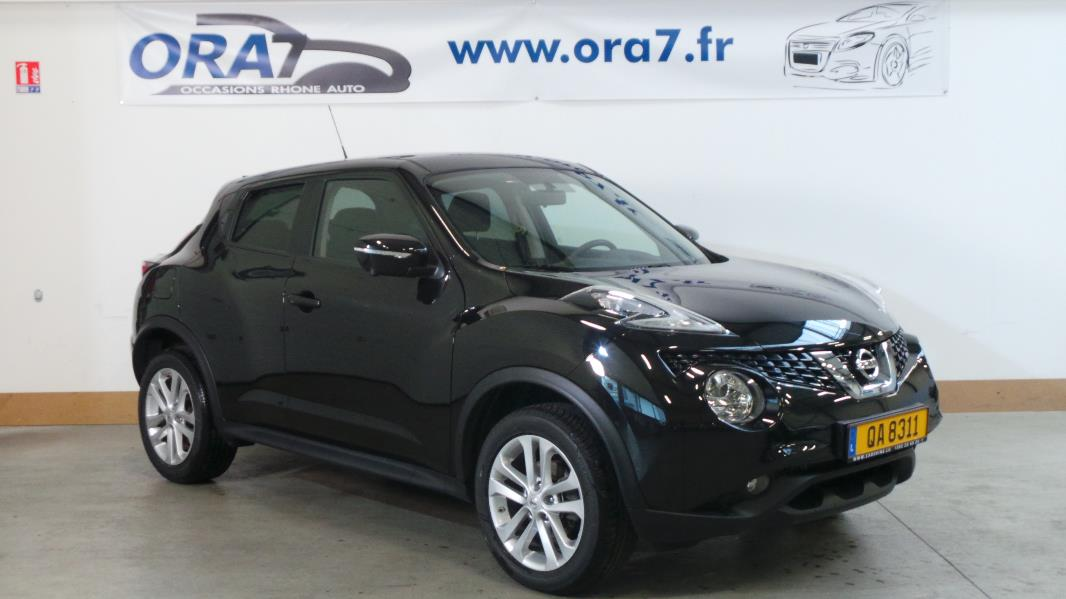 nissan juke 1 5 dci 110ch business edition occasion lyon. Black Bedroom Furniture Sets. Home Design Ideas