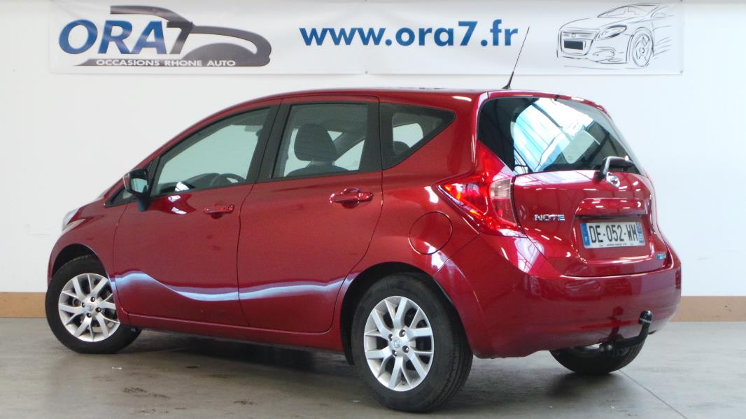 nissan note 1 5 dci 90ch connect edition occasion lyon neuville sur sa ne rh ne ora7. Black Bedroom Furniture Sets. Home Design Ideas