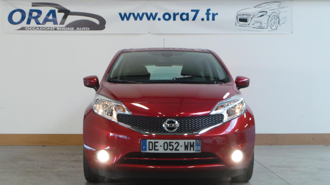nissan note 1 5 dci 90ch connect edition occasion lyon. Black Bedroom Furniture Sets. Home Design Ideas