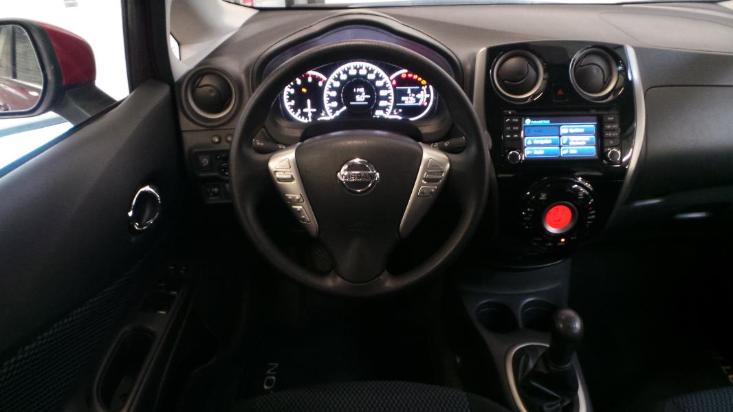 Nissan Note Occasion >> Nissan Note 1.5 Dci 90ch Connect Edition Occasion à Lyon ...