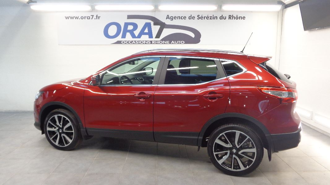 nissan qashqai dig t 115ch tekna occasion lyon s r zin rh ne ora7. Black Bedroom Furniture Sets. Home Design Ideas