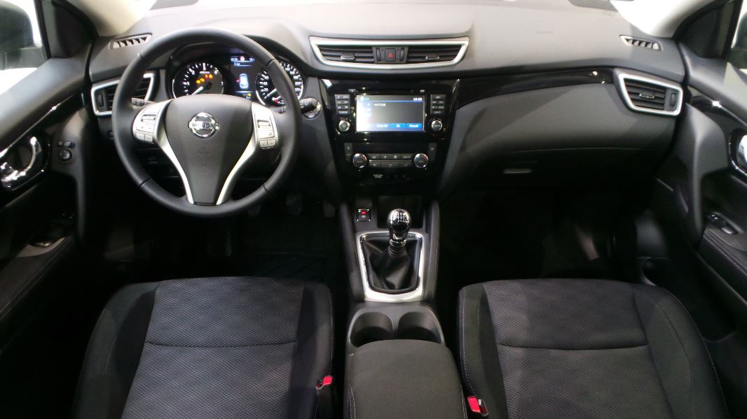 nissan qashqai 1 6 dci 130ch connect edition euro6