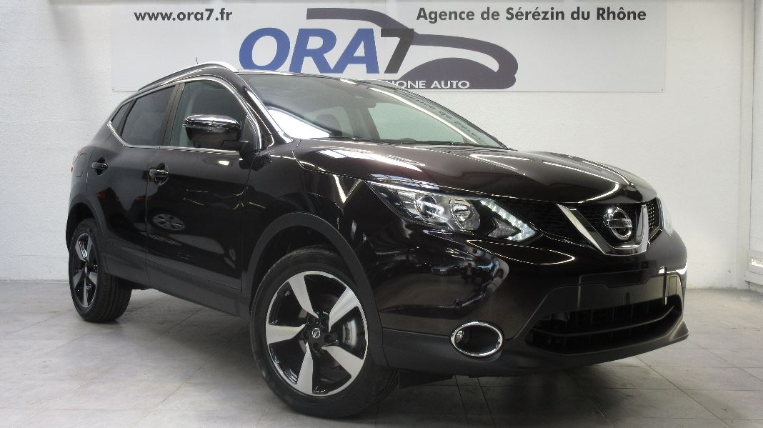 nissan qashqai 1 6 dci 130ch all mode 4x4 i n connecta occasion lyon s r zin rh ne ora7. Black Bedroom Furniture Sets. Home Design Ideas