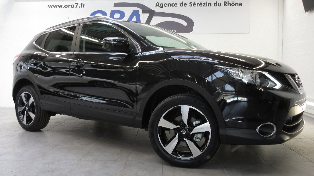 nissan qashqai 1 6 dci 130ch n connecta occasion lyon. Black Bedroom Furniture Sets. Home Design Ideas