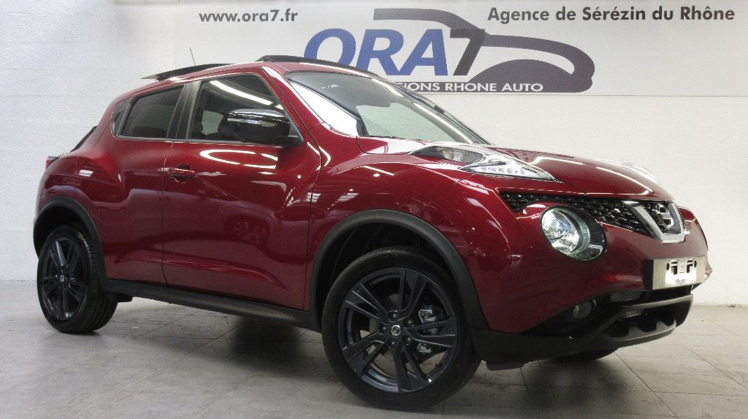 Nissan Juke 1.2 Dig-t 115ch N-connecta Occasion à Lyon ...