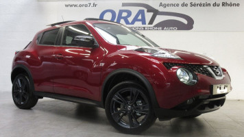 NISSAN JUKE - ROUGE MAGNETIQUE