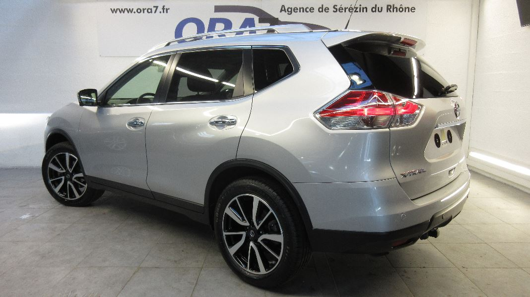 nissan x trail 1 6 dci 130ch tekna 7 places occasion. Black Bedroom Furniture Sets. Home Design Ideas