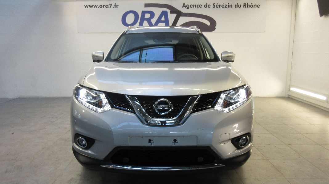 nissan x trail 1 6 dci 130ch tekna 7 places occasion lyon s r zin rh ne ora7. Black Bedroom Furniture Sets. Home Design Ideas