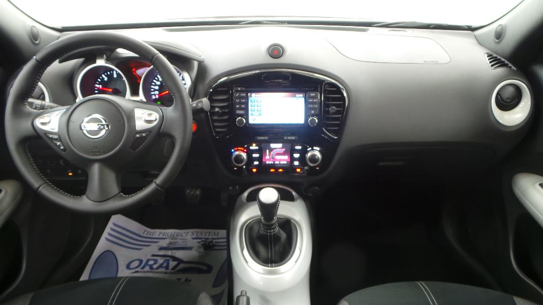 nissan juke 1 5 dci 110ch connect edition occasion mont limar drome ard che ora7. Black Bedroom Furniture Sets. Home Design Ideas