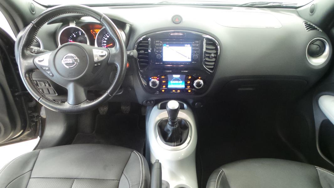Nissan Juke 1 5 Dci 110 Fap Tekna Occasion 224 Mont 233 Limar