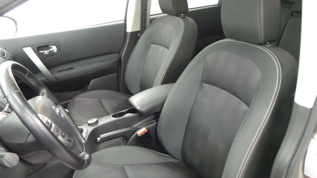 Nissan qashqai 1 6 dci 130ch all mode 4x4 i connect for Interieur nissan qashqai