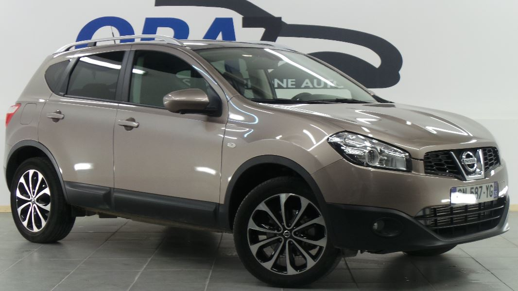 nissan qashqai 1 6 dci 130ch all mode 4x4 i connect edition occasion mont limar drome ard che. Black Bedroom Furniture Sets. Home Design Ideas