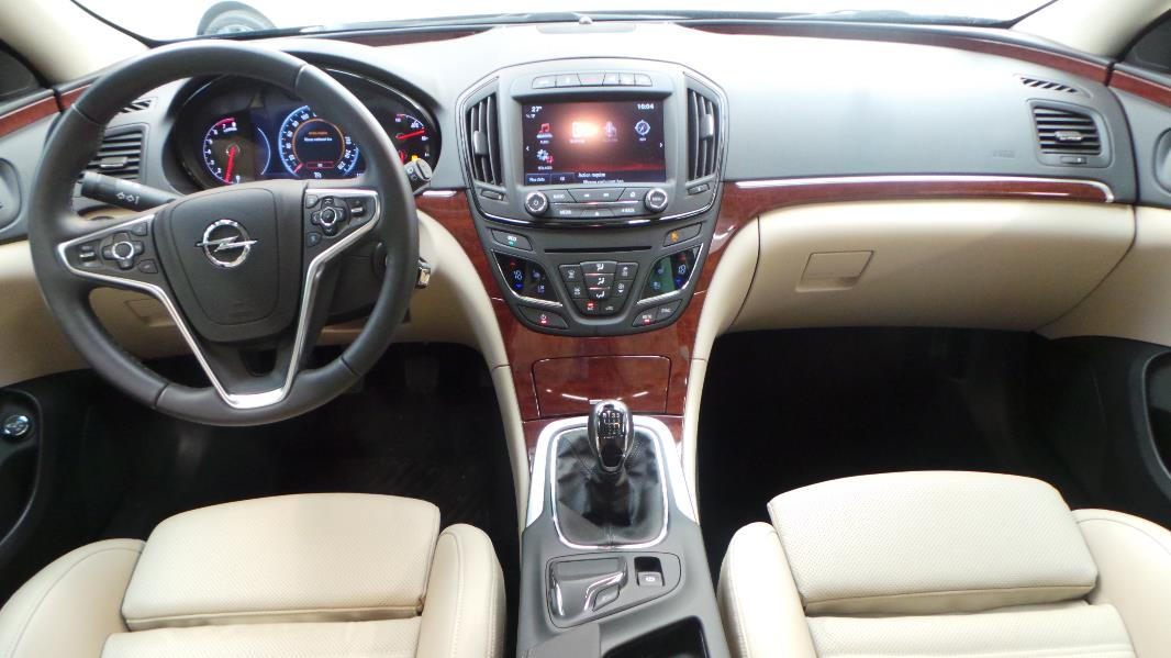 Opel Insignia Tourer 1.6 Turbo 170ch Cosmo Start&stop Occasion à ...
