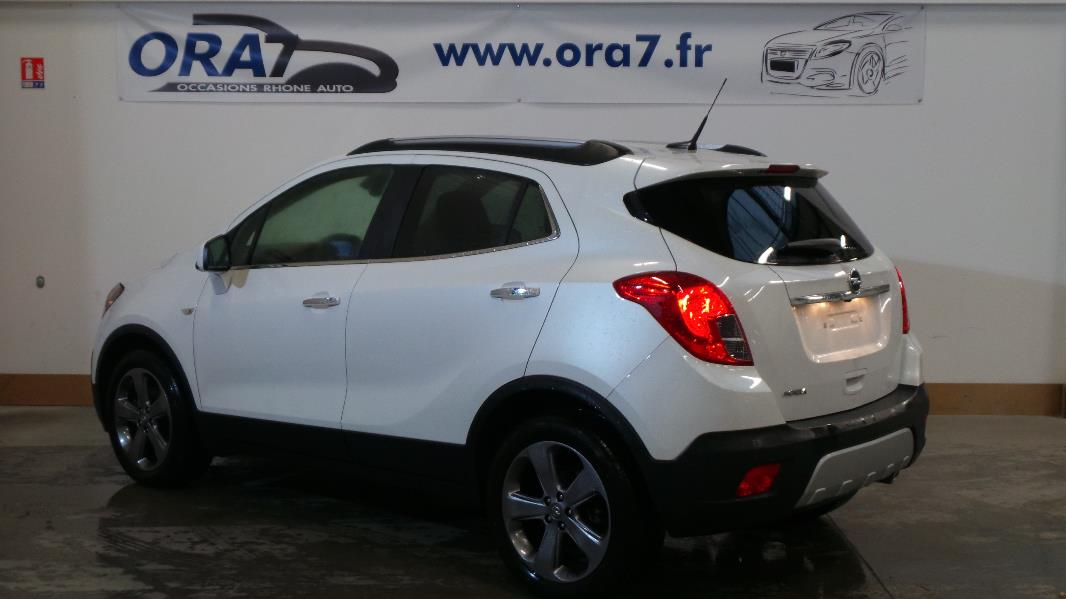 opel mokka 1 6 115ch cosmo start stop 4x2 occasion lyon neuville sur sa ne rh ne ora7. Black Bedroom Furniture Sets. Home Design Ideas