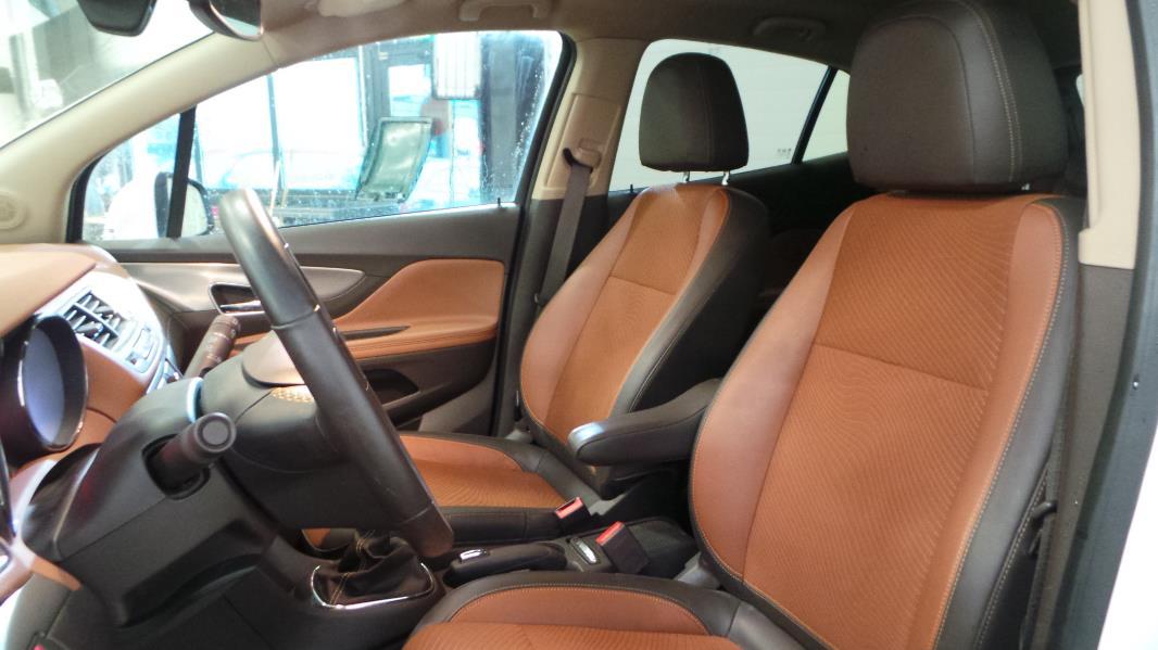 Opel mokka 1 6 115ch cosmo start stop 4x2 occasion lyon for Interieur opel mokka