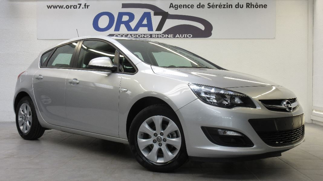 opel astra 1 4 twinport 100ch edition occasion lyon s r zin rh ne ora7. Black Bedroom Furniture Sets. Home Design Ideas