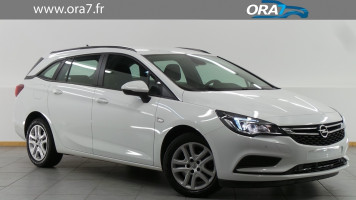 OPEL ASTRA SPORTS TOURER - BLANC