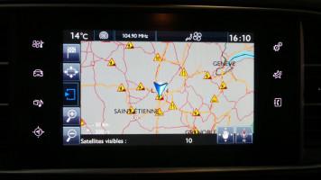 PEUGEOT 308 SW 1.6 E-HDI FAP 115CH ACTIVE GPS