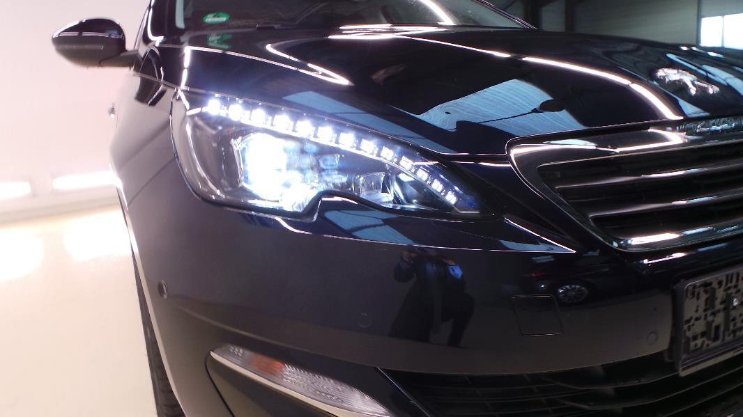 Peugeot 308 sw 2 0 bluehdi fap 150ch feline occasion for Garage peugeot lyon 5