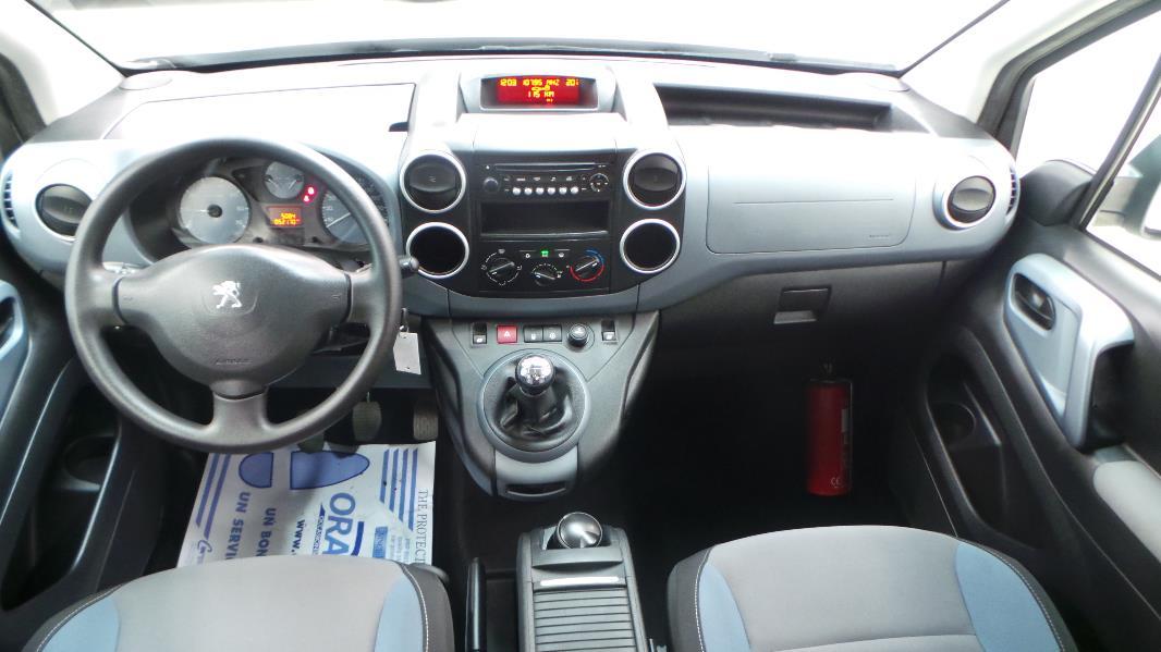 Peugeot Partner Tepee 1.6 Hdi92 Fap Active Occasion à Lyon Sérézin ...