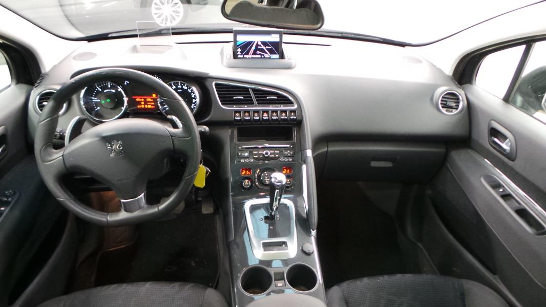 Occasions peugeot 3008 allure for Interieur 3008 allure