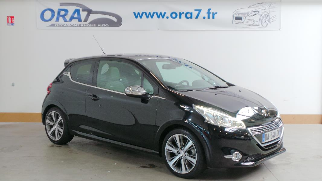 peugeot 208 1 6 thp xy 3p occasion lyon neuville sur sa ne rh ne ora7. Black Bedroom Furniture Sets. Home Design Ideas