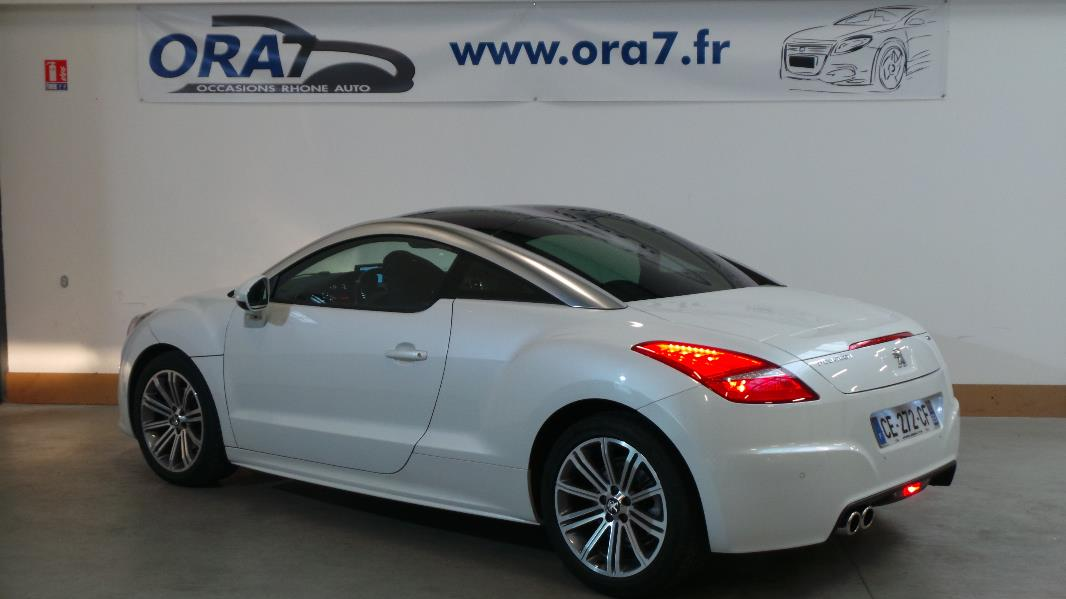 peugeot rcz 2 0 hdi fap 163ch brownstone occasion lyon. Black Bedroom Furniture Sets. Home Design Ideas