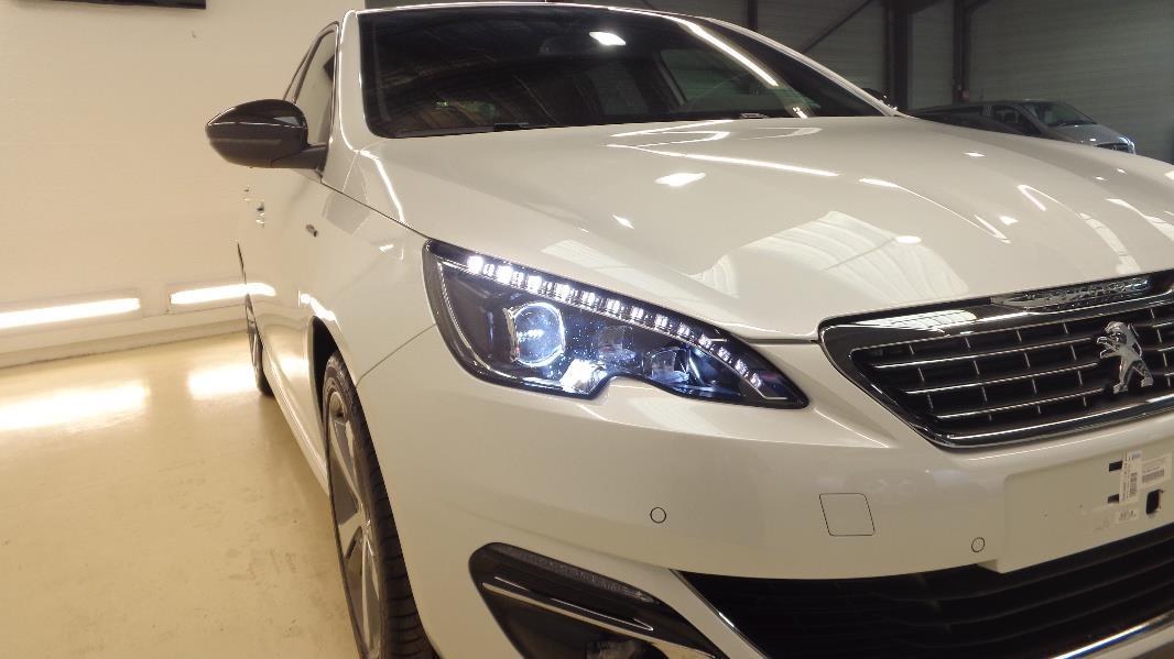 Peugeot 308 2 0 bluehdi fap 150ch gt line 5p occasion for Garage peugeot lyon 5