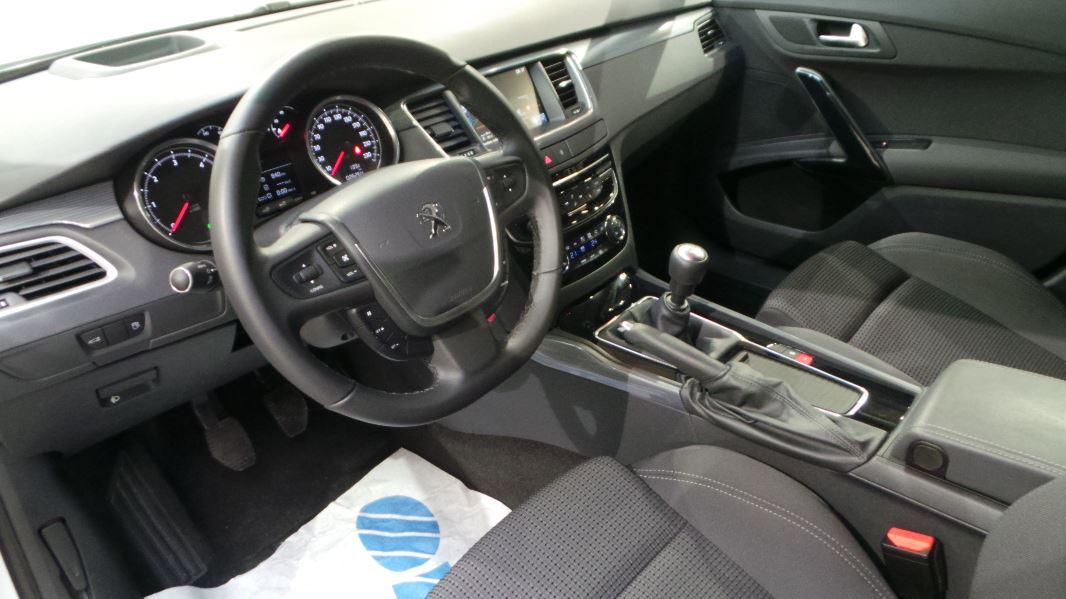 Peugeot 508 2 0 bluehdi 150ch fap active occasion lyon for Garage peugeot lyon 5