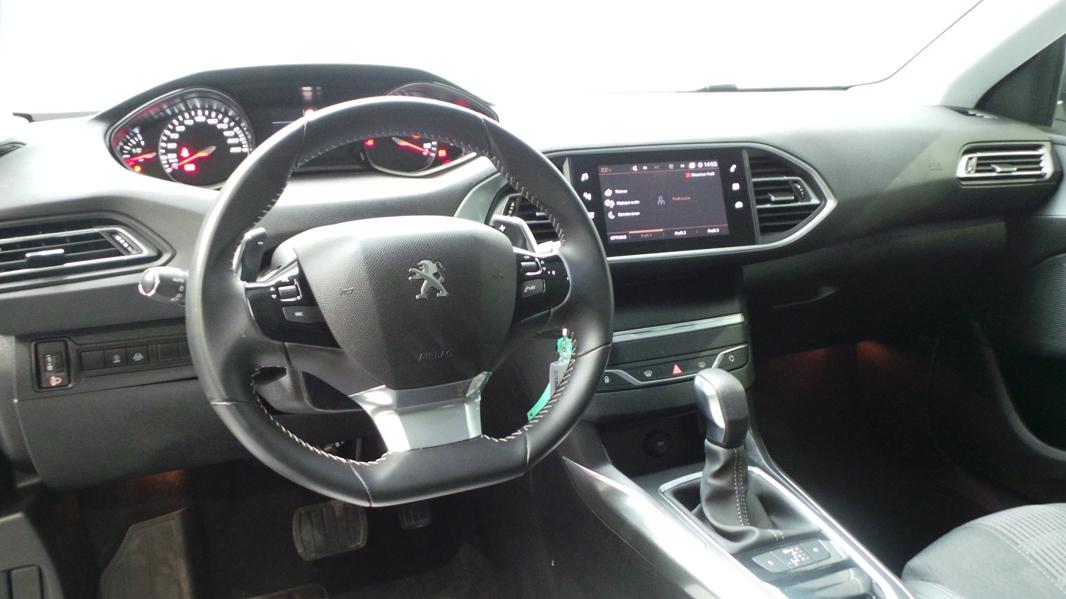 Peugeot 308 1.5 Bluehdi 130ch S&s Allure Eat6 Occasion à ...