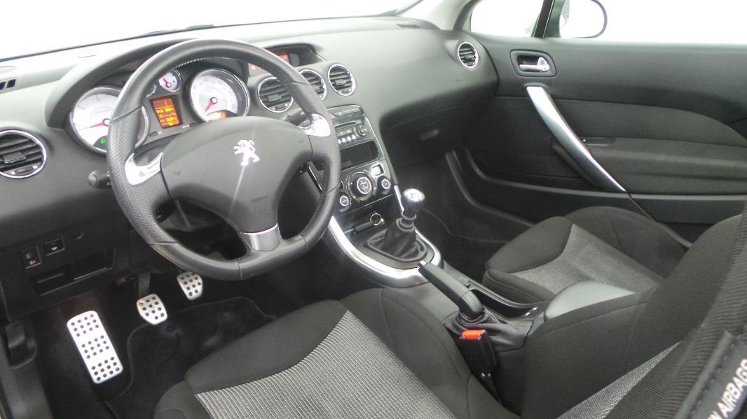 Peugeot 308 Cc 1.6 E-hdi115 Fap Sport Pack Occasion à Montélimar ...