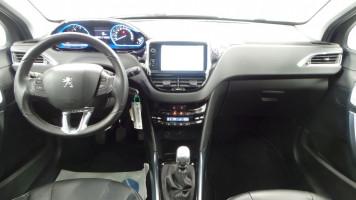 Peugeot 2008 1 6 e hdi115 fap allure occasion mont limar for Peugeot 907 interieur