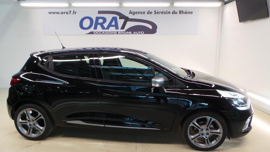 RENAULT CLIO 4 TCE 120 GT ECO² EDC 5P d'occasion dans votre centre ORA7