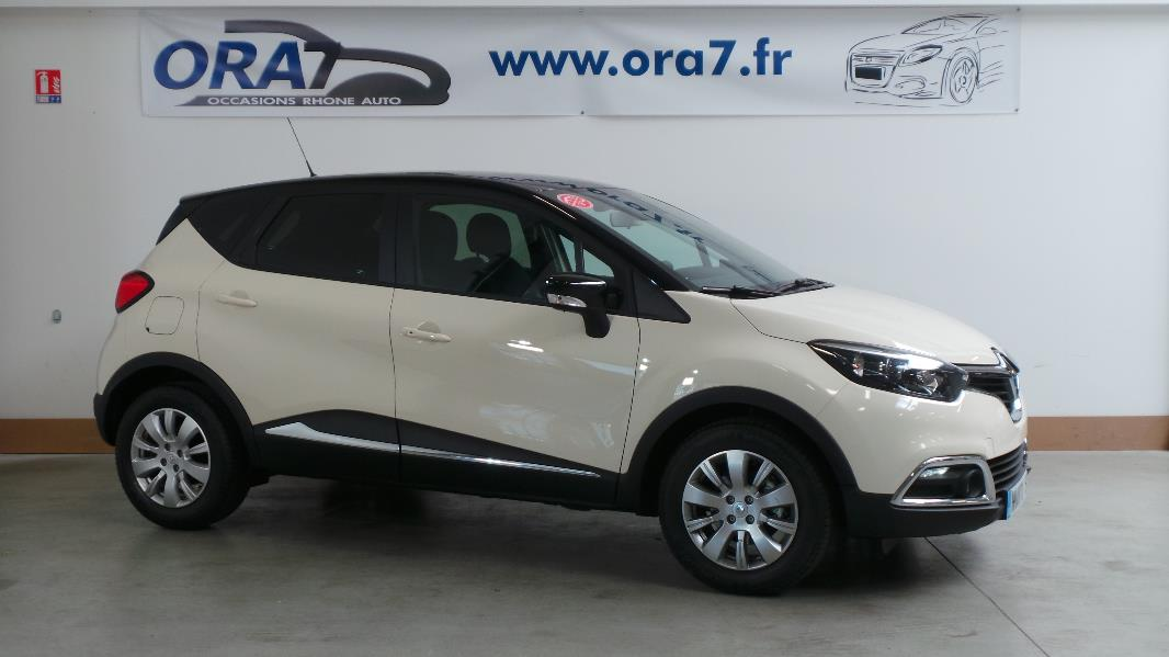 renault captur tce 120 intens edc occasion lyon neuville. Black Bedroom Furniture Sets. Home Design Ideas