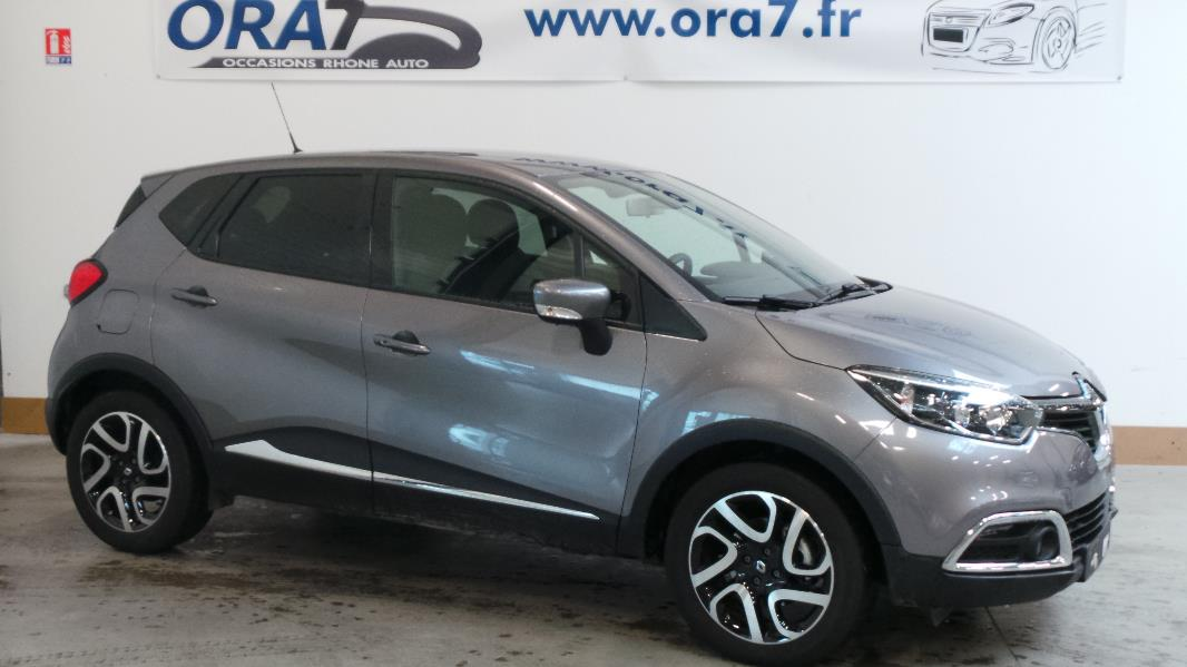 renault captur dci 90 energy intens s s eco occasion lyon neuville sur sa ne rh ne ora7. Black Bedroom Furniture Sets. Home Design Ideas